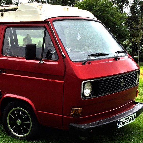 Misty - The camper van